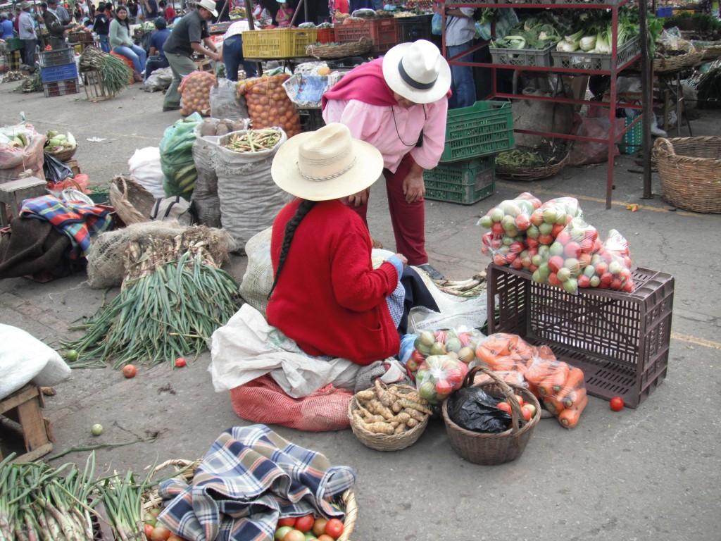 Plaza de mercado Villa de Leyva