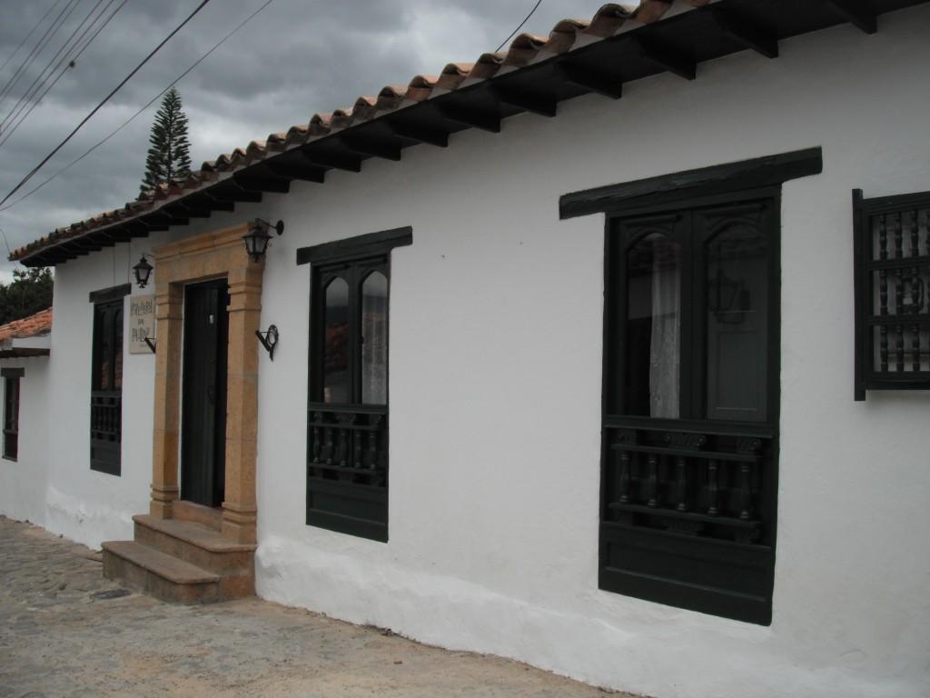 Hospedaje en Villa de Leyva