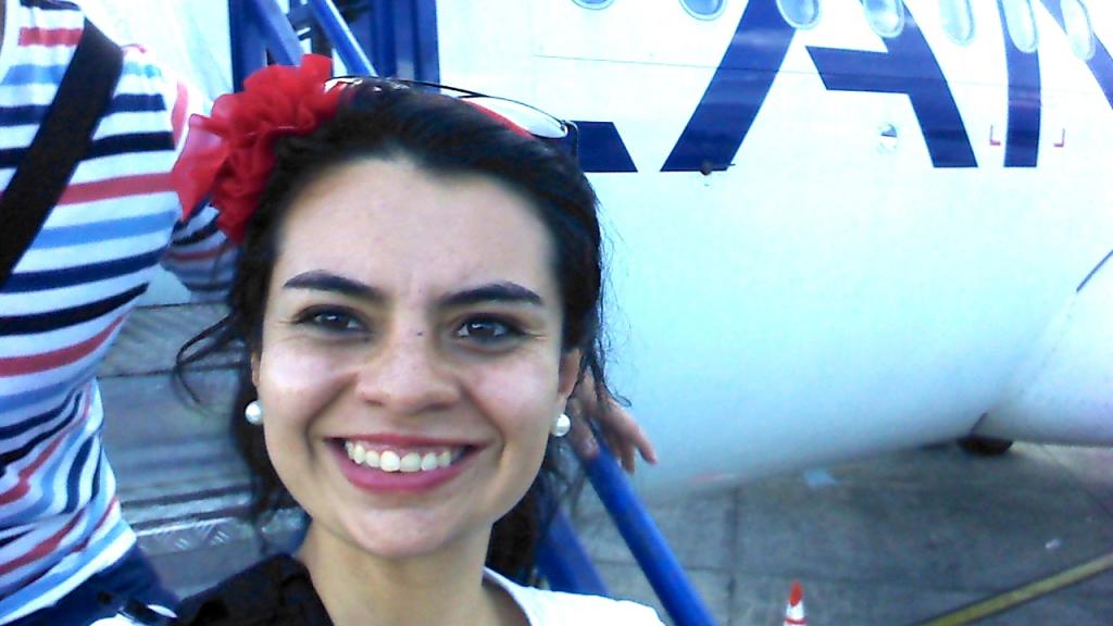 Aterrizando en Leticia