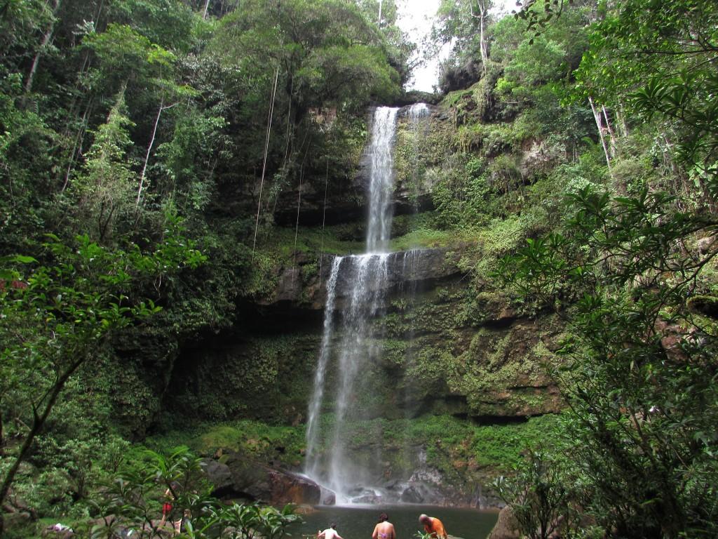 Cascada Hornoyaco Putumayo