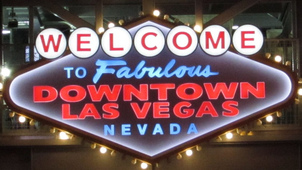Viajar a Las Vegas