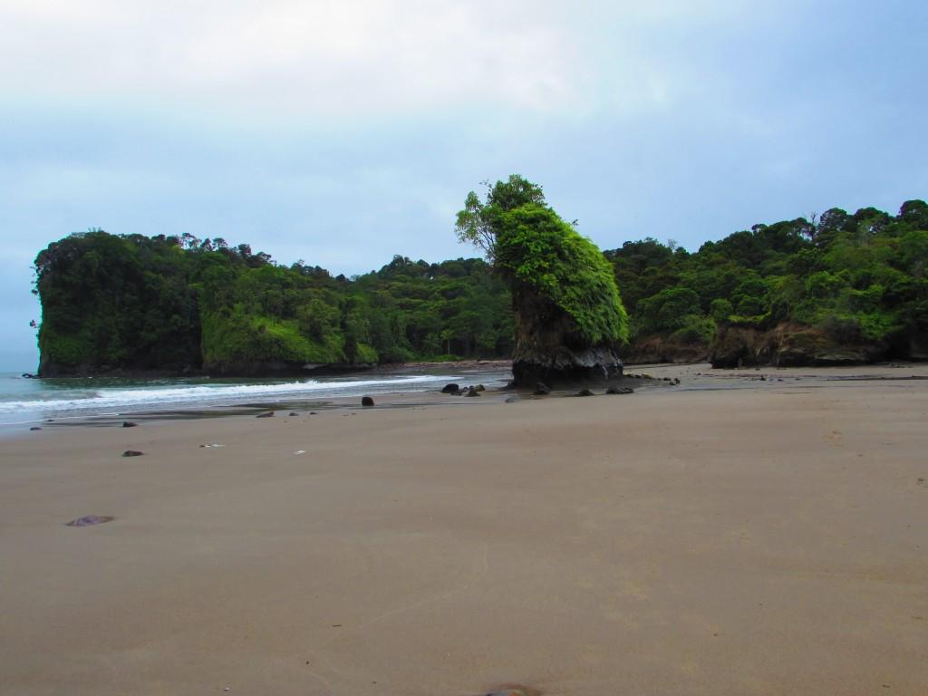 Playa cerca a Buenaventura