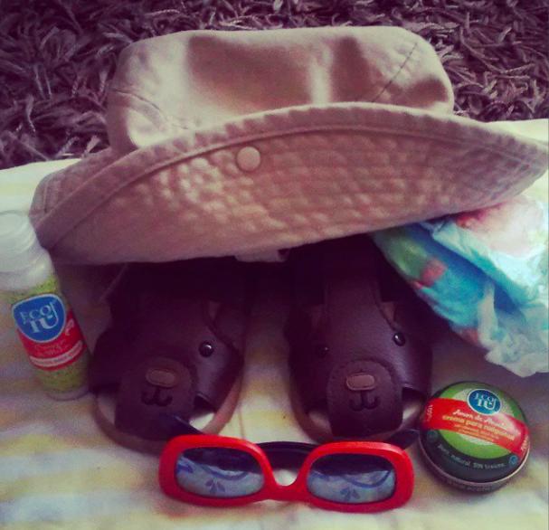 Viajar con bebes, 9 cosas que no pueden faltar