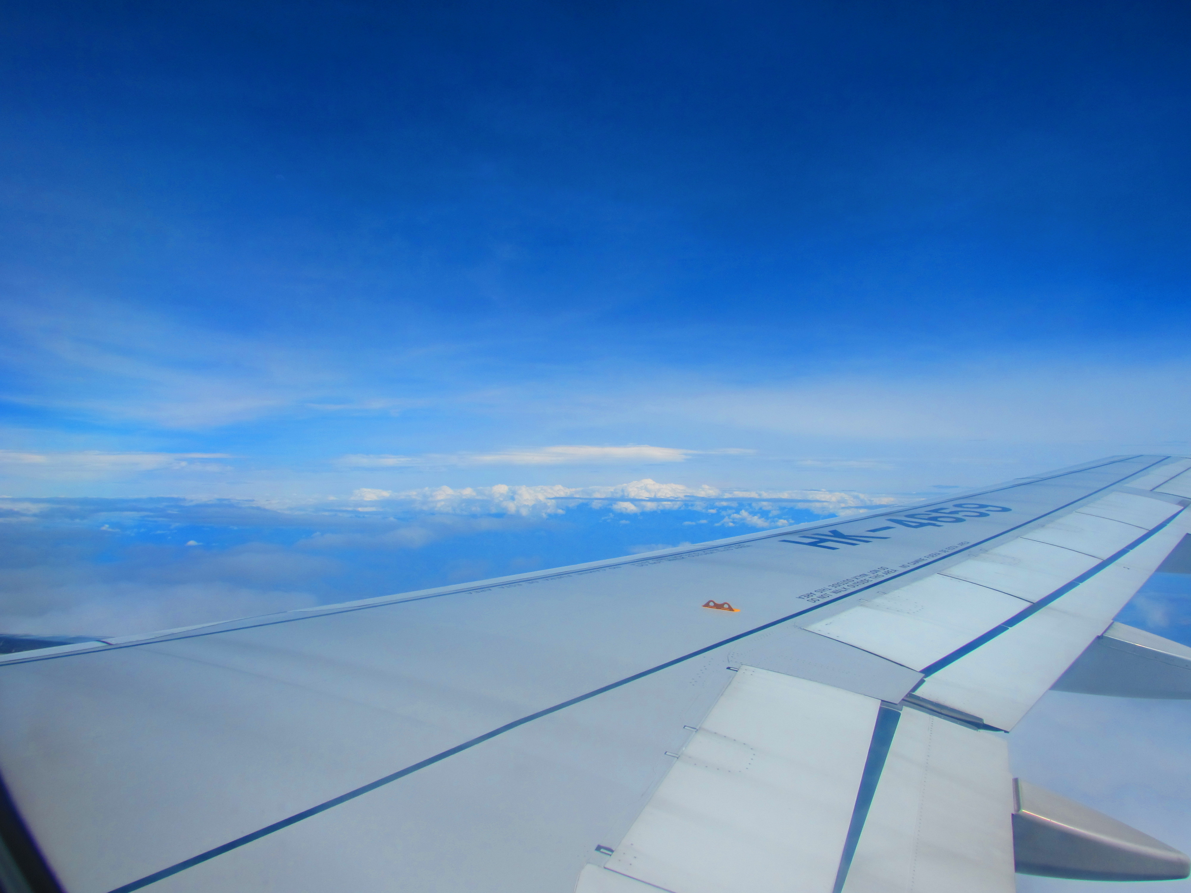 Viajar solo, relato de una mamá en mitad de un vuelo
