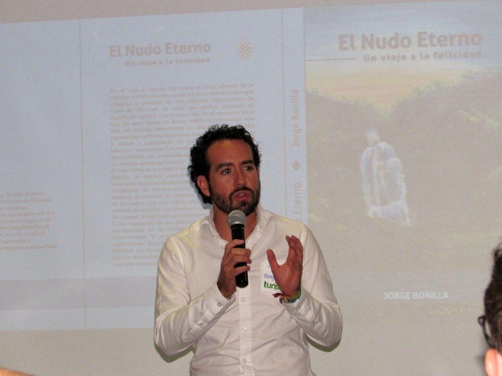 El nudo Eterno, Jorge Bonilla