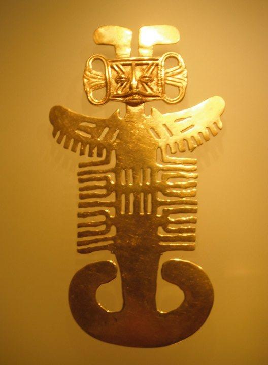 Museo del Oro en Bogota