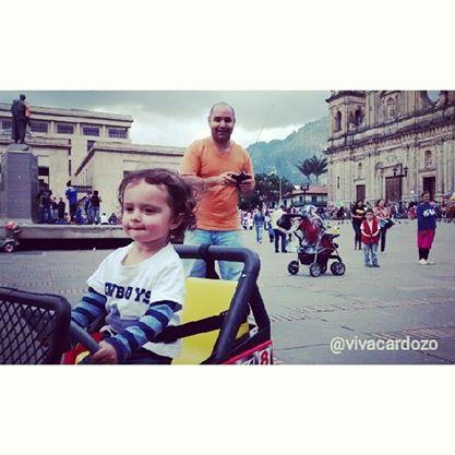 que hacer con niños en Bogota