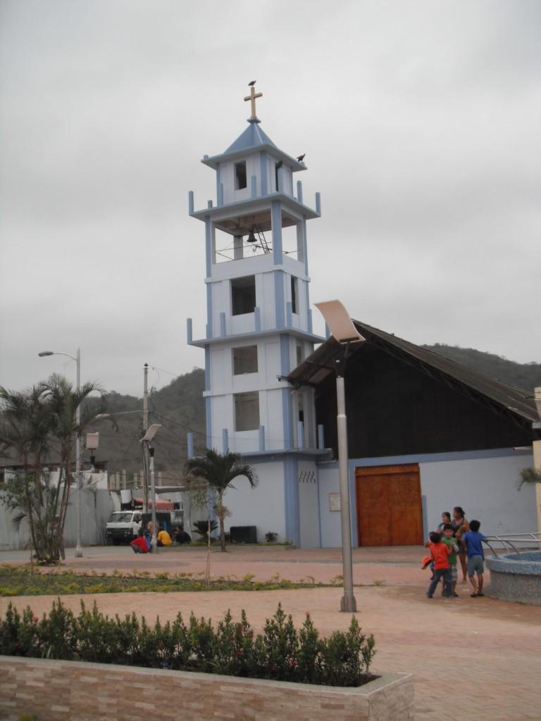 Iglesia Puerto Lopez
