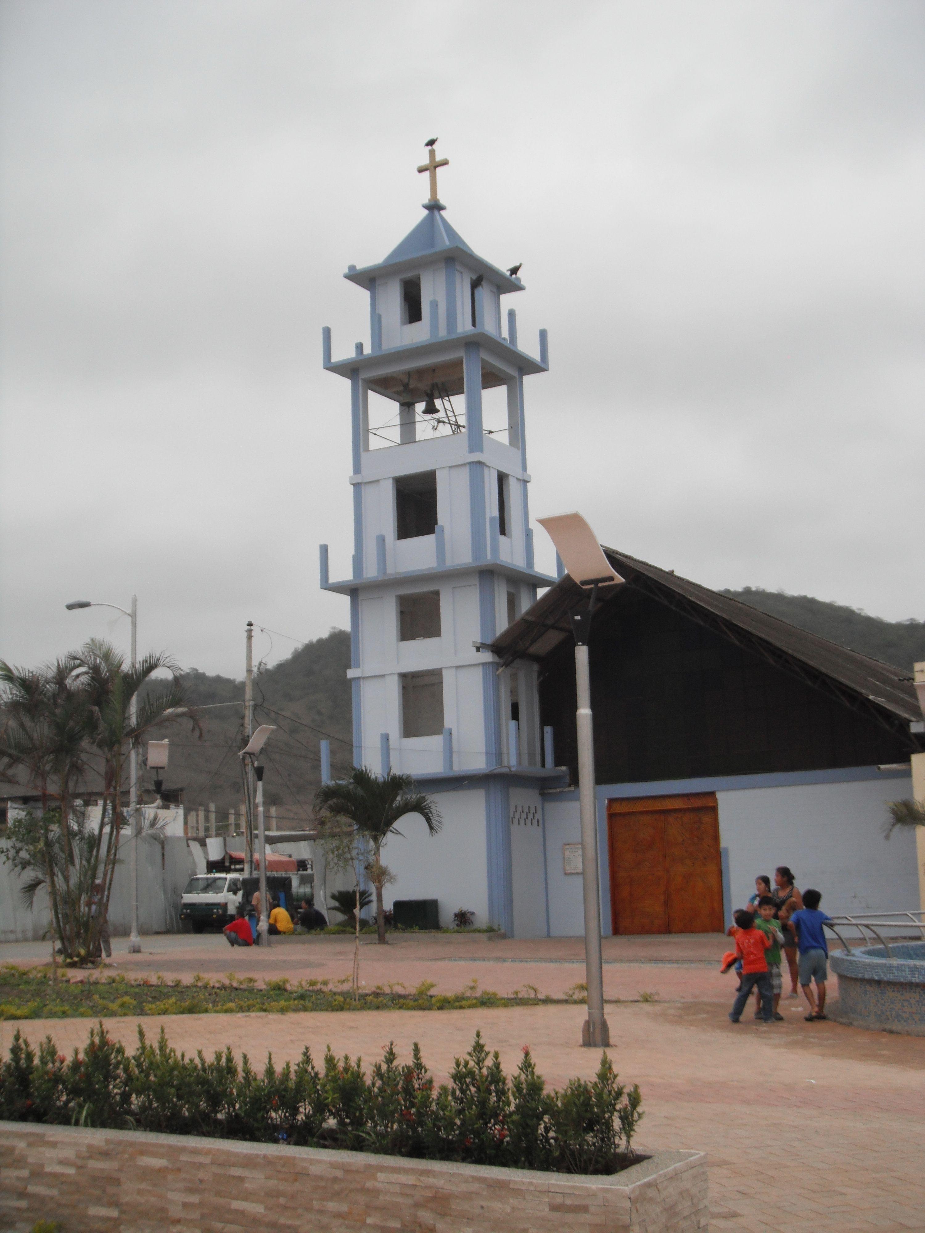 Puerto Lopez, una Navidad lejos de casa