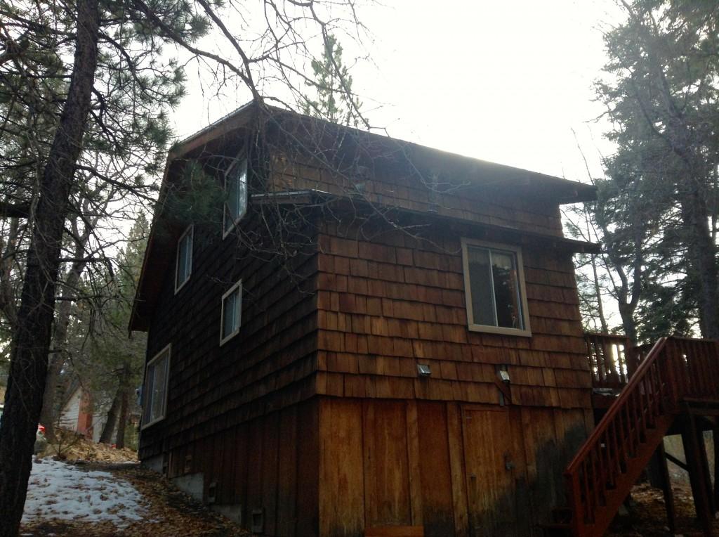 Nuestra cabaña en Big Bear