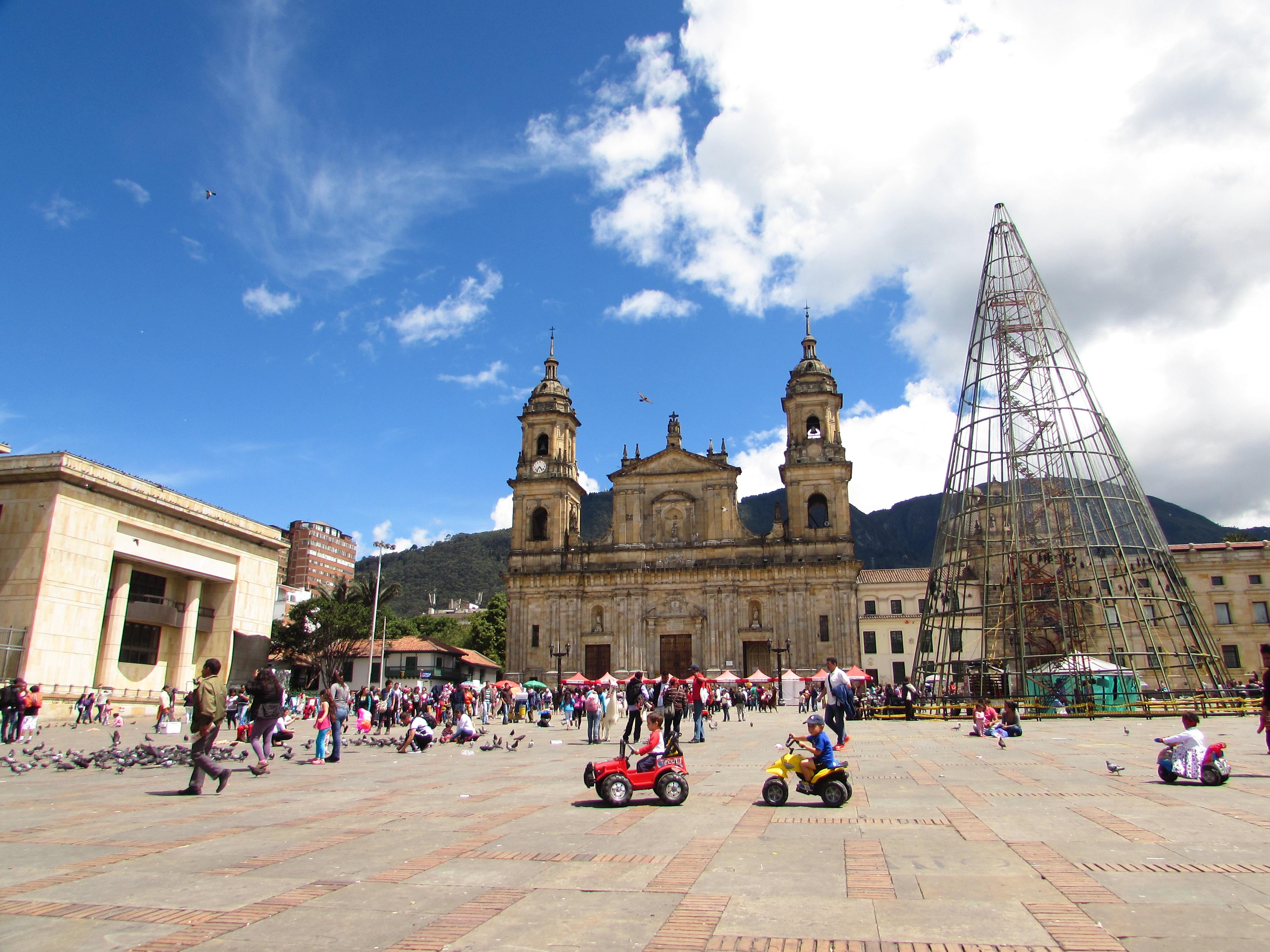 Consejos viajar a Bogota