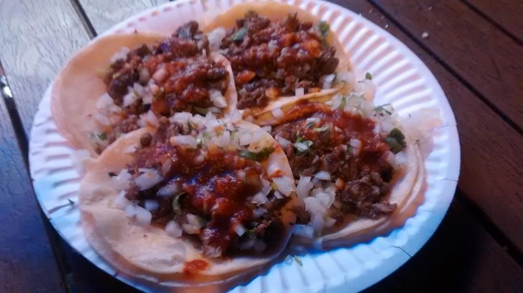 Tacos sublimes!