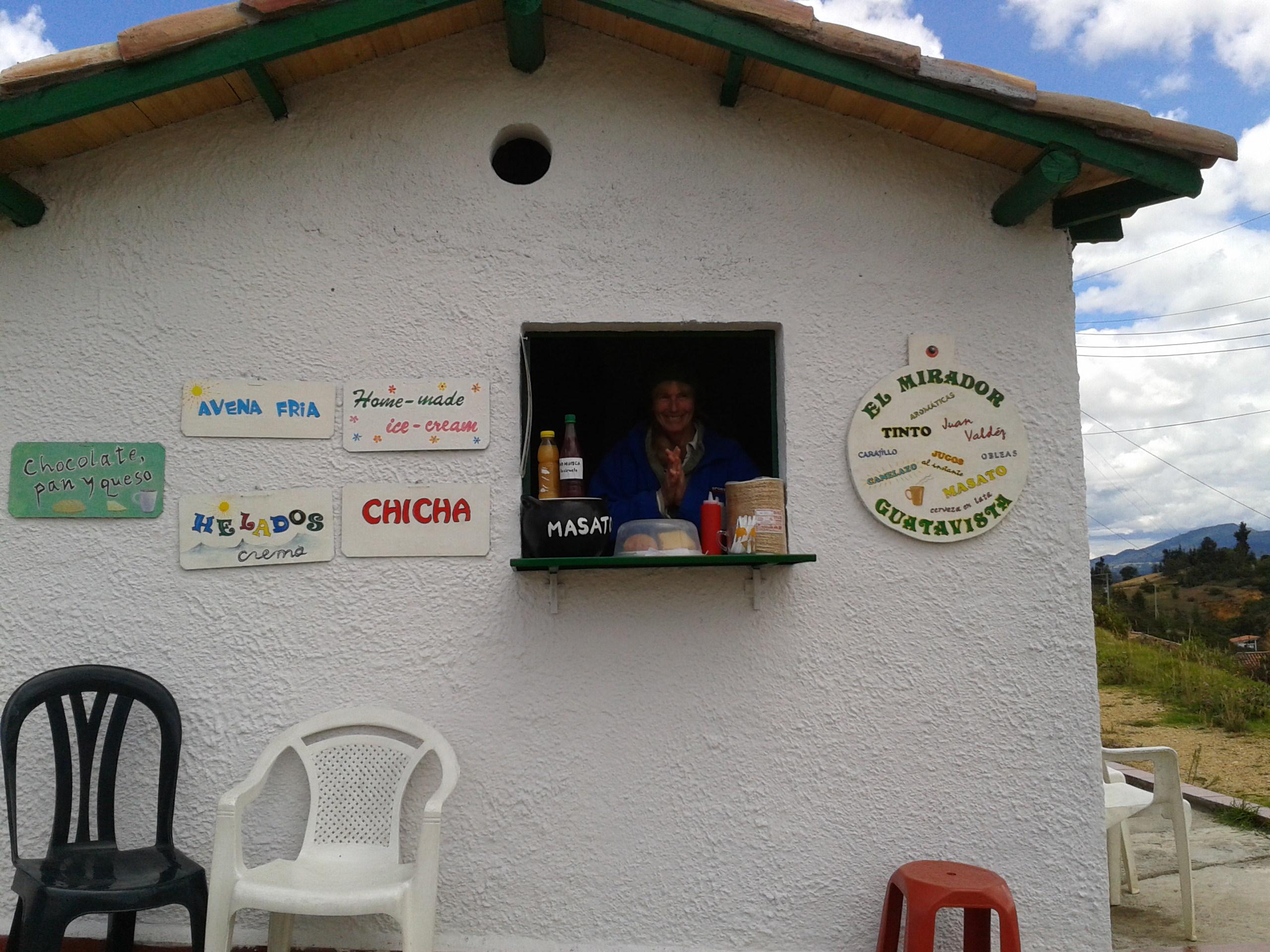La historia de la musa oculta en Guatavita