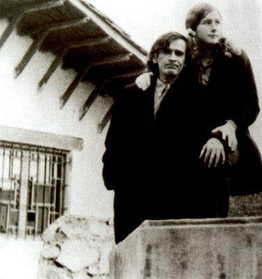 Gonzalo Arango y Angelita, Foto tomada del Malpensant