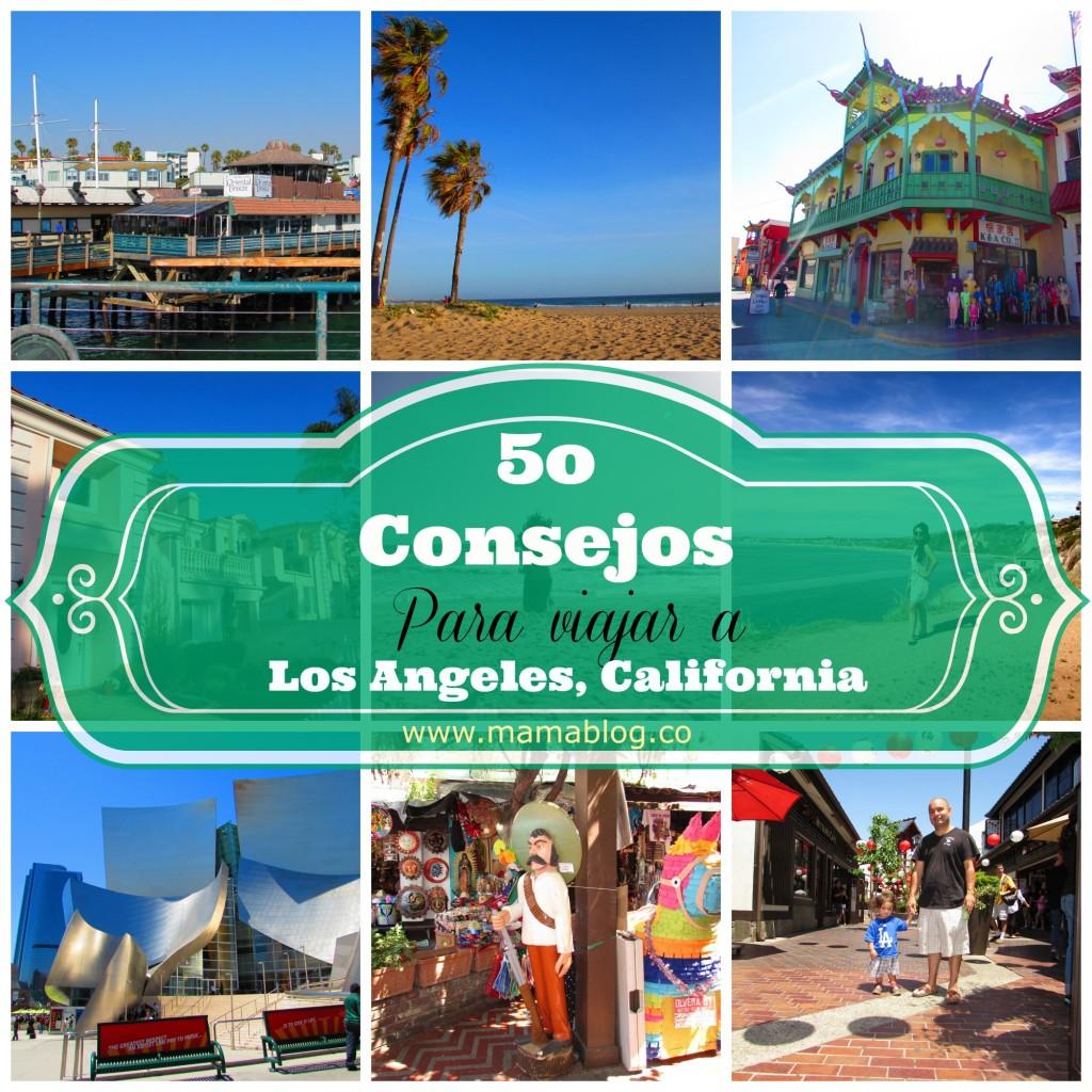 Viajar a los Angeles California