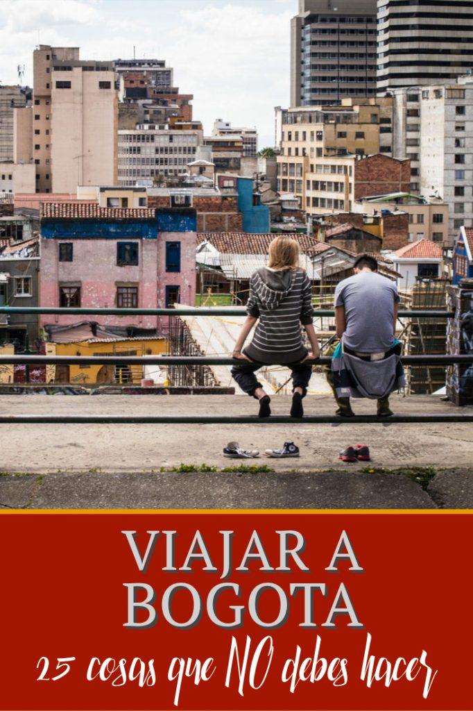 consejos viajar Bogota