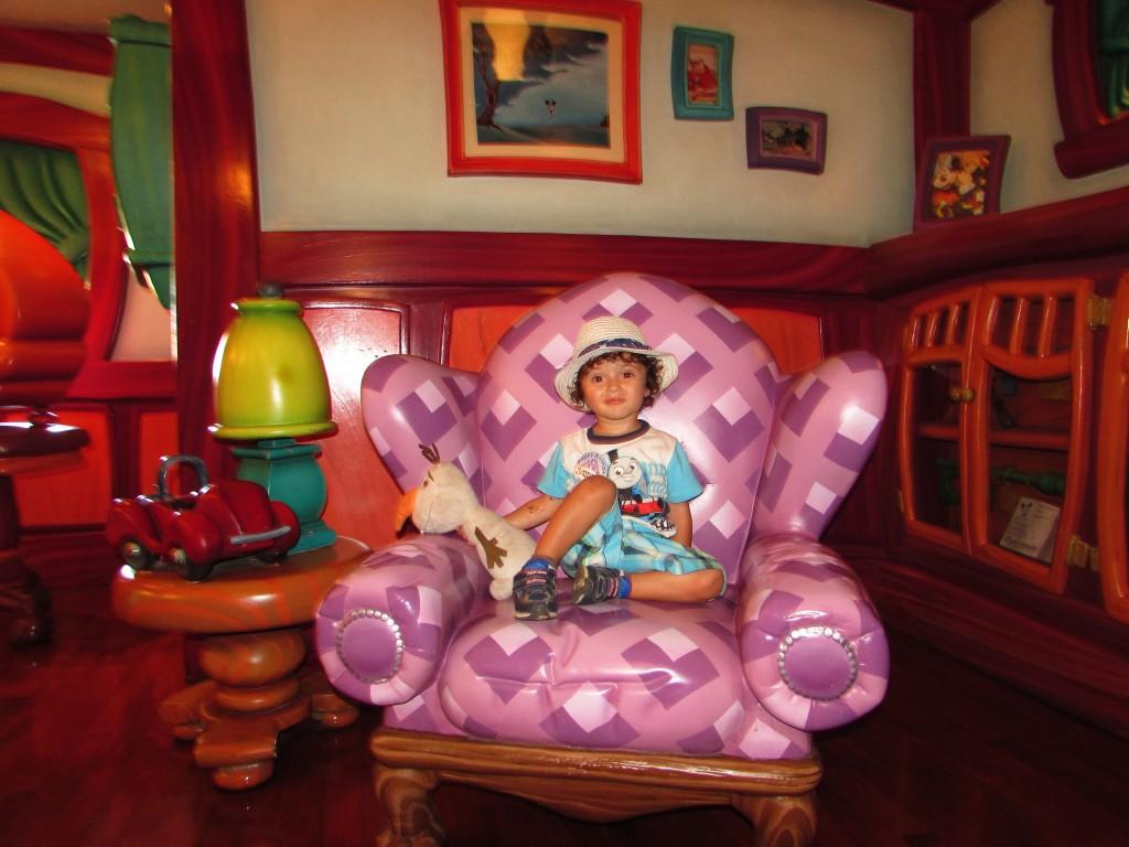 Disneyland con Toddlers