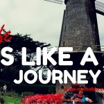 Life is like a journey