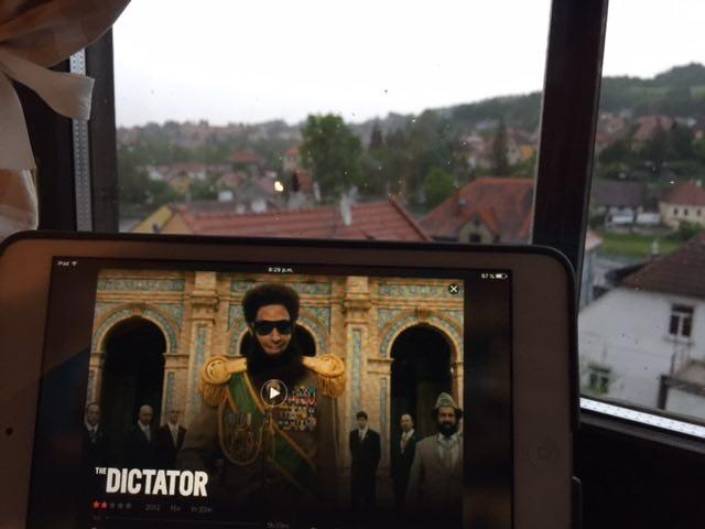 El dictador en Netflix