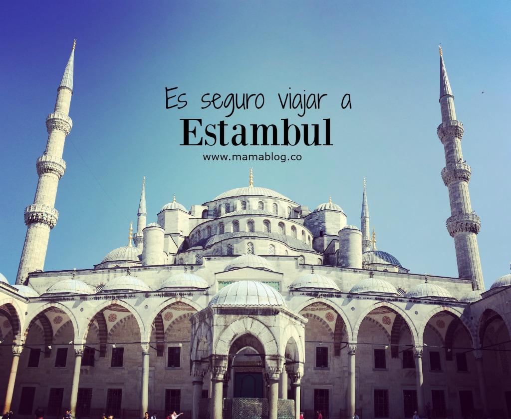 ¿Es seguro viajar a Estambul en 2016?