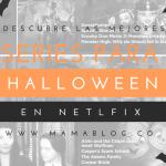 Mejores series de Netflix para Halloween