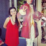 La tienda de Chocolates de Mozart en Vienna