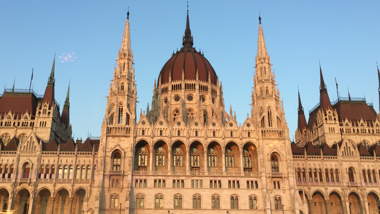Amor en Budapest