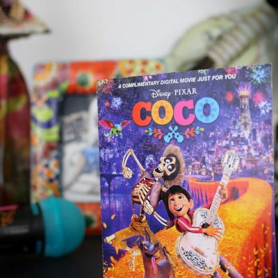 Coco, ya esta disponible en digital y Blue-Ray