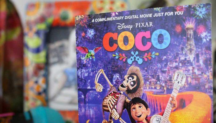 Coco, ya esta disponible en digital y Blue-Ray