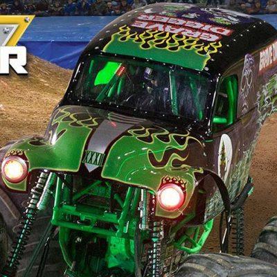Monster Jam estará en los Angeles y tu puedes ganar 4 tiquetes