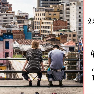 Viajar a Bogota, 25 cosas que no debes hacer